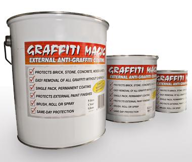 Защита от граффити №1 в России